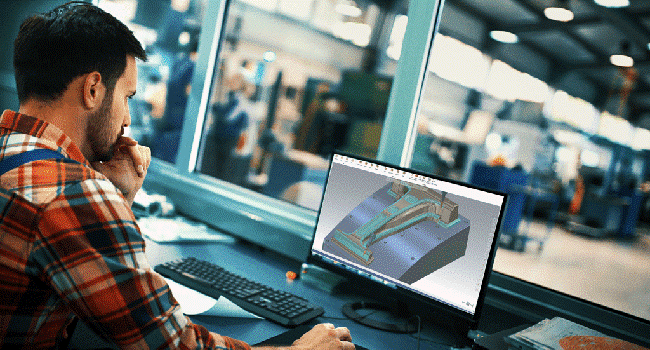 CAD and CAM differences
