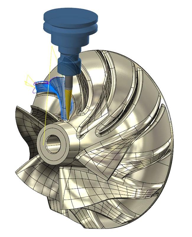 CAD mastercam