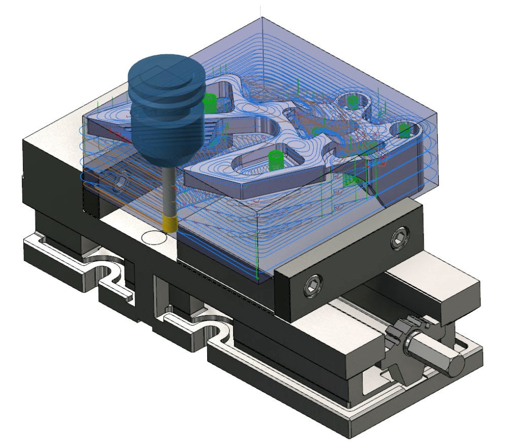 Mastercam Multiaxis solutions