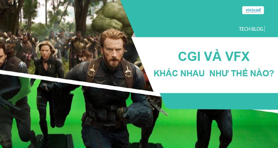 CGI vs VFX