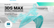 [WEBINAR] 3Ds Max Design & Visualization