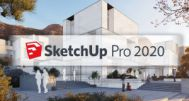 [What's New] SKETCHUP PRO 2020