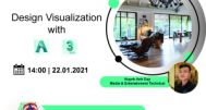 Webinar Design Visualization with Arnold and 3dsMax