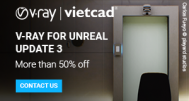 [CHAOSGROUP] V-Ray for Unreal, update 3