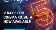[CHAOSGROUP] V-RAY 5 FOR CINEMA 4D BETA