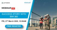 [Webinar] Success Story With BIM 360