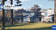 V-Ray 5 for 3ds Max, update 1