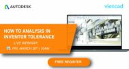 [Webinar] INVENTOR TOLERANCE ANALYSYS