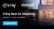 V-Ray Next for SketchUP - What's NEW