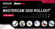Hội thảo MASTERCAM 2020 ROLLOUT